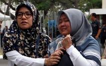 Rơi máy bay tại Indonesia: Xác định vị trí hai hộp đen