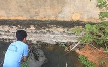 Dân tố doanh nghiệp may mặc gây ô nhiễm ở Thanh Hóa