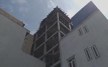 Rơi từ công trình nhà cao tầng, một công nhân thiệt mạng