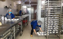 Công ty cung ứng bánh không đảm bảo vệ sinh, vẫn hoạt động