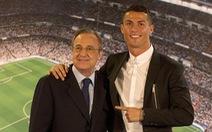 """Ronaldo: """"Nếu muốn thật nhiều tiền, tôi đã đến Trung Quốc..."""""""