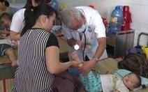 Hai bệnh nhi tử vong vì sốt xuất huyết và tay chân miệng
