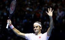 Federer bất ngờ dự Paris Masters vào giờ chót