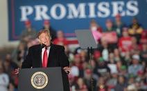 Ông Trump dọa xóa quyền công dân mặc nhiên khi sinh ở Mỹ