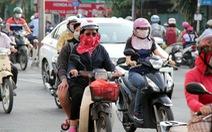Trời Sài Gòn se lạnh như đầu đông