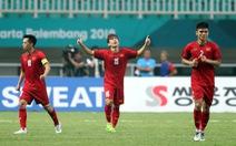 Tiền vệ Minh Vương bị loại trước AFF Cup 2018