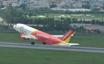 Máy bay Vietjet đi Hàn Quốc nhưng hạ cánh ở Hong Kong