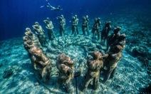 Khu vườn điêu khắc dưới nước
