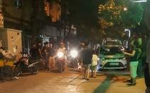 Xác định được người bị bắn đạn cao su sau va chạm giao thông