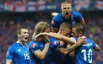 Những chàng trai Yule Lads của tuyển Iceland