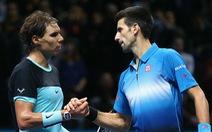 Chấn thương, Nadal mất ngôi số một vào tay Djokovic