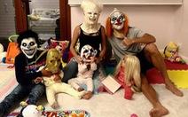 Ronaldo, Messi, Lewandowski: Ai đáng sợ nhất trong lễ hội Halloween ?