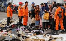 Đã tìm thấy hộp đen chiếc máy bay rơi ở Indonesia