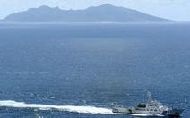Nhật bàng hoàng vì hòn đảo sát Nga biến mất