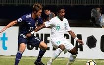 Clip U19 Nhật Bản thua U19 Saudi Arabia 0-2