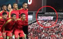 CĐV Indonesia 'tuyệt vọng' với đội nhà