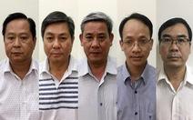 Khởi tố nguyên phó chủ tịch UBND TP.HCM và 4 bị can