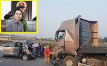 Tài xế và luật sư nói gì về vụ lùi xe trên đường cao tốc