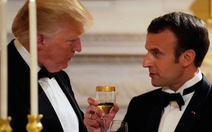 """Ông Trump đến Paris """"tránh nóng"""", không gặp ông Putin"""