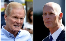 Florida kiểm lại phiếu cuộc đua Thượng viện Mỹ và thống đốc bang
