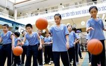 Thể dục học đường: cho học sinh tự chọn môn yêu thích