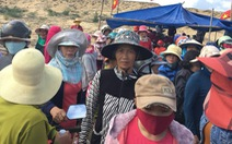 Bình Định: dân lại tập trung phản đối dự án điện mặt trời