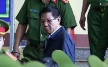 Cựu trung tướng Phan Văn Vĩnh từ chối công bố bản án trên mạng