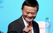 Jack Ma về hưu sau khi Alibaba bán được 30,7 tỉ USD 'ngày độc thân'