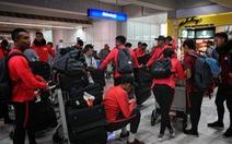 Tuyển Singapore mất 10 tiếng đến Philippines đấu trận thứ 2 AFF Suzuki Cup
