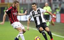 Ronaldo lập công, Juventus thắng thuyết phục Milan