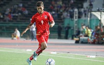 Thủ môn mắc sai lầm khiến Campuchia thua thảm Myanmar