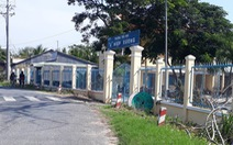 Khởi tố thanh niên xâm hại 2 bé gái tại nhà vệ sinh trường học