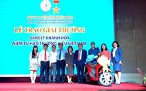 """Trao thưởng đợt 3 - Chương trình khuyến mãi """"Sanest Khánh Hòa - Niềm tự hào thương hiệu Việt Nam"""""""
