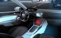 Tương lai các dòng xe hơi kết nối là bề mặt thông minh
