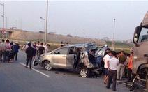Vụ lùi xe trên cao tốc: Kháng nghị hủy 2 bản án của tòa Thái Nguyên