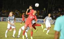 Philippines hạ Singapore, HLV  Eriksson ra mắt suôn sẻ