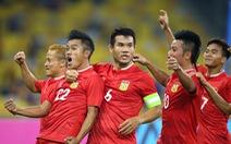 Thua hai trận liên tiếp, Lào vẫn tự tin sẽ vào bán kết