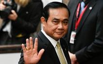 Vua Thái ban lệnh tổng tuyển cử, chính quyền lại lùi thêm một tháng
