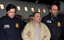 Áp tải trùm ma túy El Chapo căng thẳng hơn bảo vệ nguyên thủ