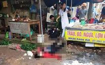 Nghi phạm sát hại người phụ nữ bán đậu phụ ở Hải Dương đã chết