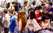 Đã bắt đầu mùa mua sắm lớn nhất năm?
