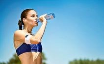 Dinh dưỡng cho vận động viên