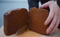 Bánh mì nướng bằng dung nham ở Iceland