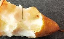 Lại thấy kim trong trái lê của Úc