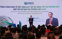 VRES 2018 và những thông tin đáng chú ý về BĐS Việt Nam