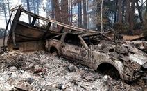 Dân Cali vật lộn với thảm họa cháy rừng