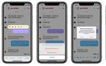Facebook bắt đầu triển khai nút 'Unsend' trong Messenger