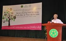 Phát động cuộc thi sử dụng thuốc bảo vệ thực vật an toàn, trách nhiệm