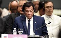 Chuyên gia chê phát ngôn của ông Duterte về Biển Đông