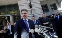CNN kiện ông Trump: phóng viên tạm được khôi phục thẻ tác nghiệp